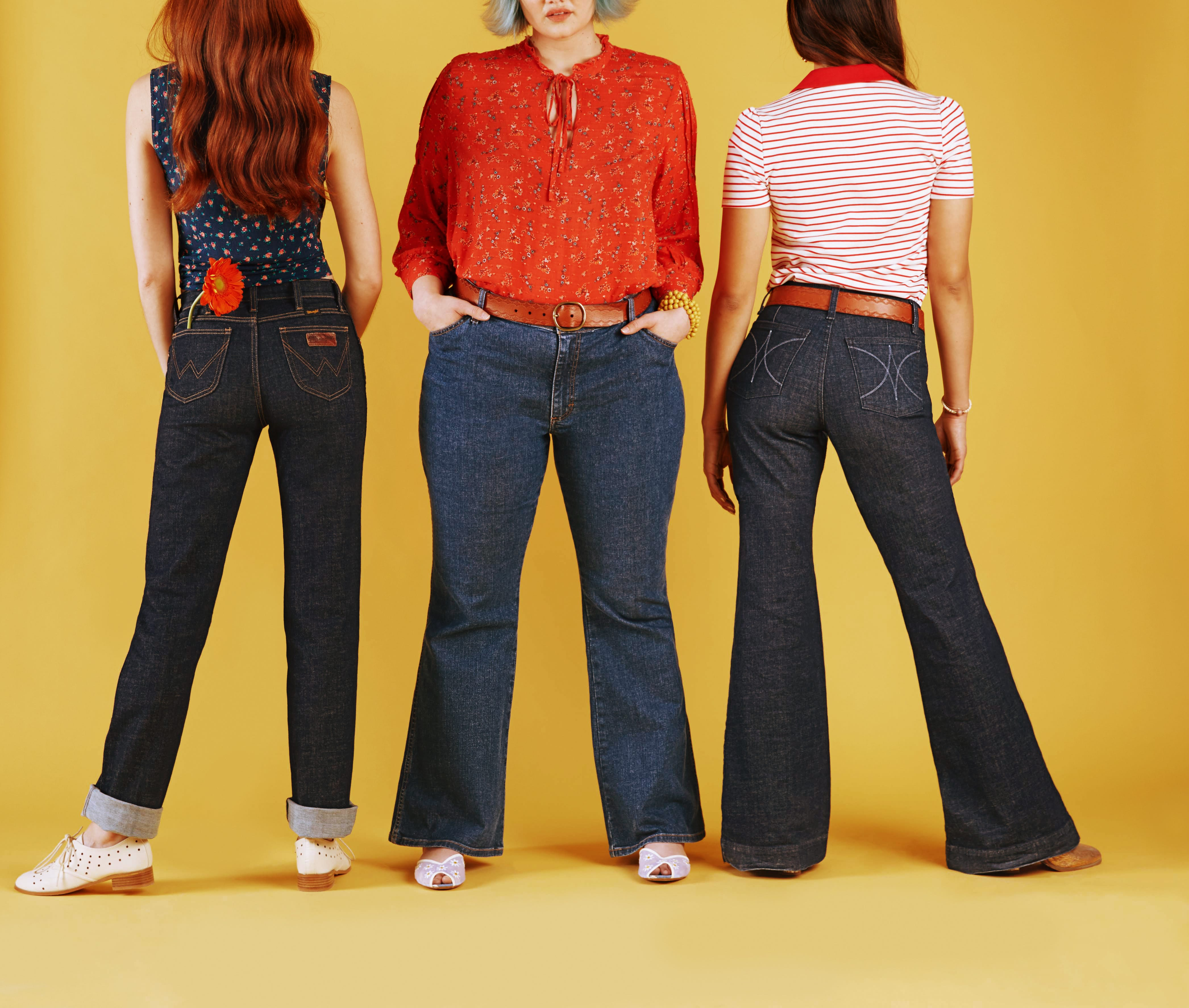 4723888a972 Exclusive  Wrangler   ModCloth Collaborate On A Size-Inclusive Collection