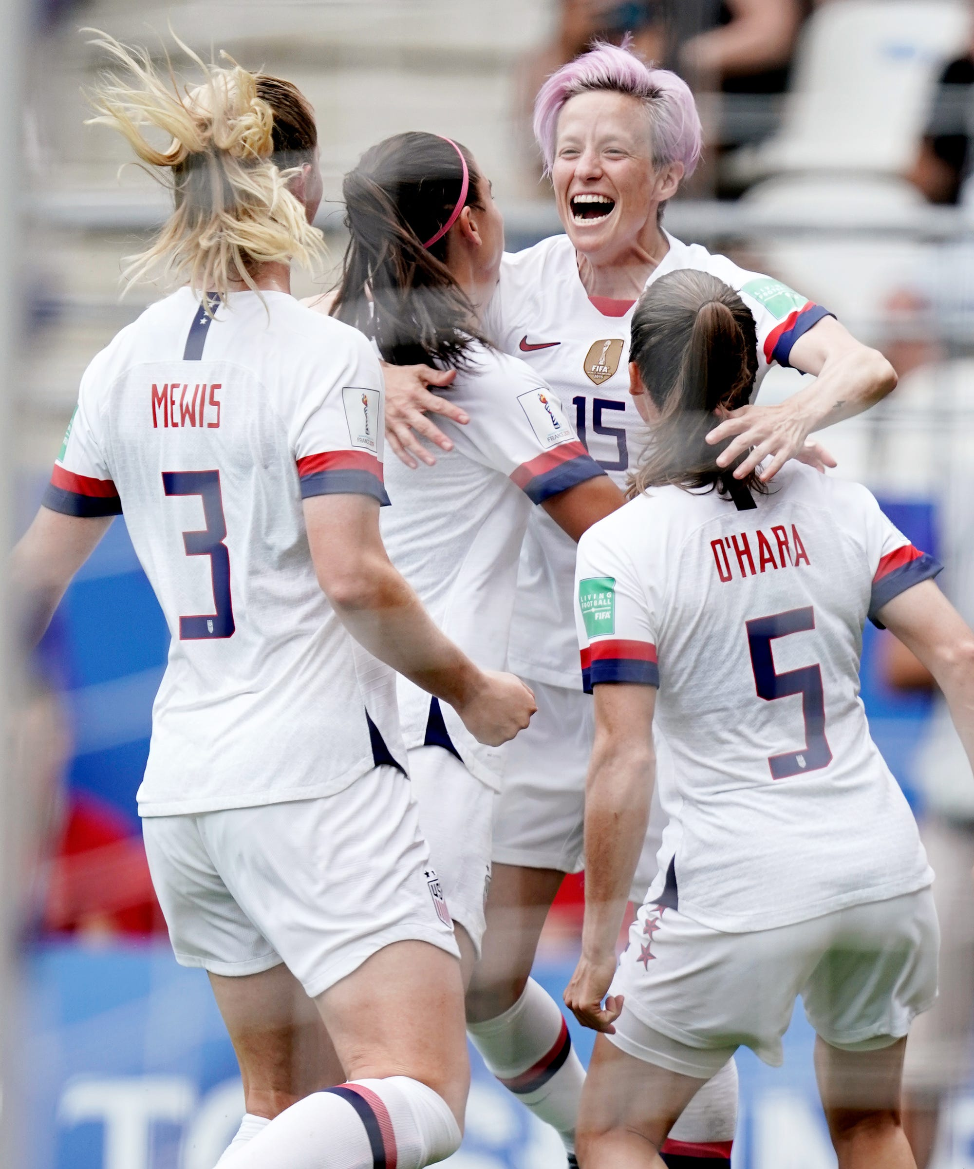 Quotes From USWNT World Cup Players On How To Be Confident No Matter What