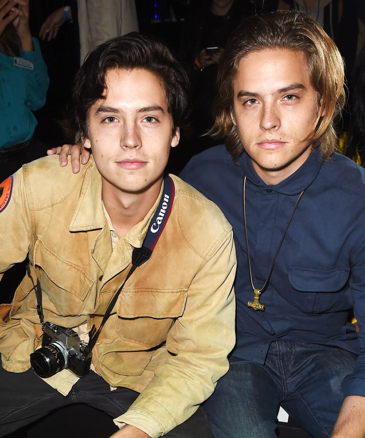 Dylan sprouse joining cole on riverdale season 2 reason heres what cole sprouse had to say about his twin joining the cast of riverdale m4hsunfo