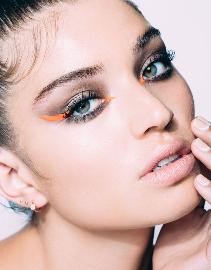 Cat Eye Makeup Inspiration Unique Eyeliner Looks