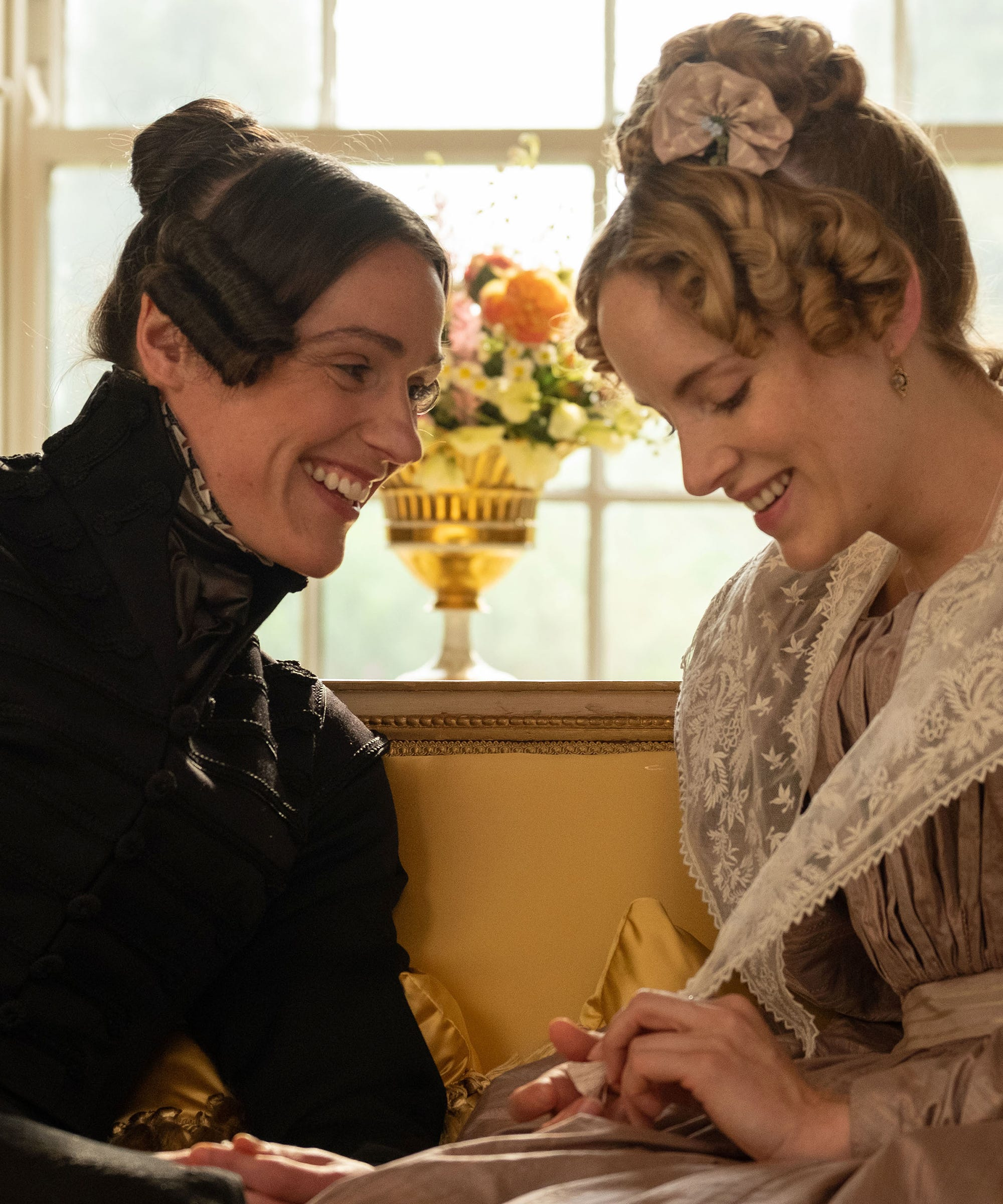 How Anne Walker & Ann Lister's Real Marriage Compares To Gentleman Jack