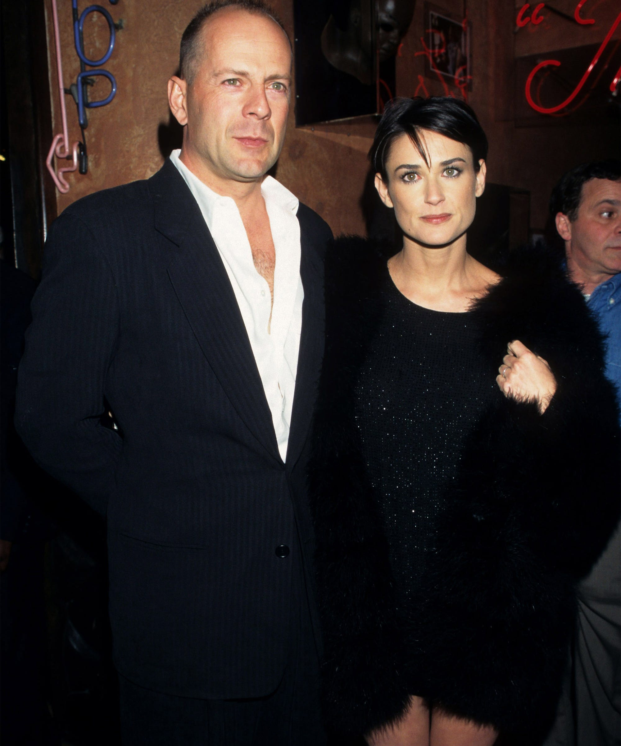 This Is How You Ex: Demi Moore Went To Bruce Willis' Vow Renewal