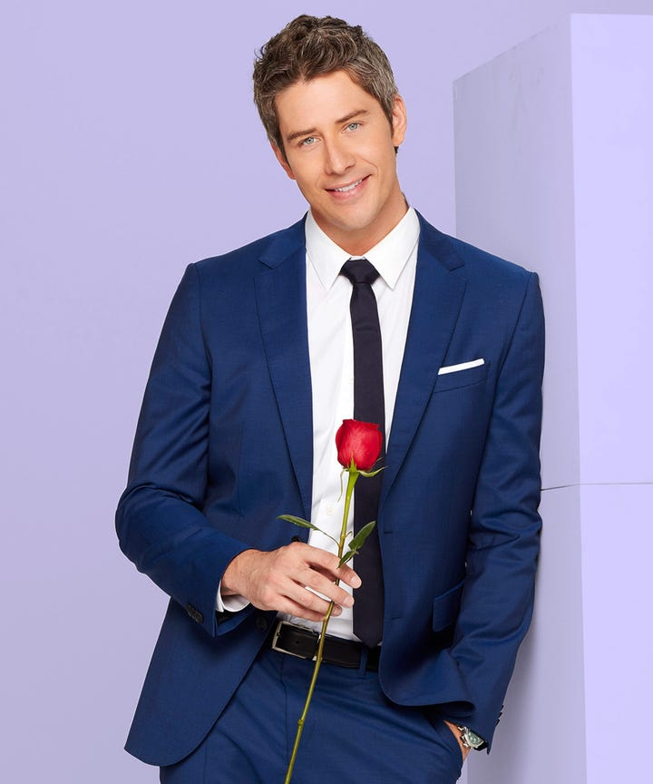 ABC Really Wants To Prepare You For Arie Luyendyk Jrs Season Of The Bachelor