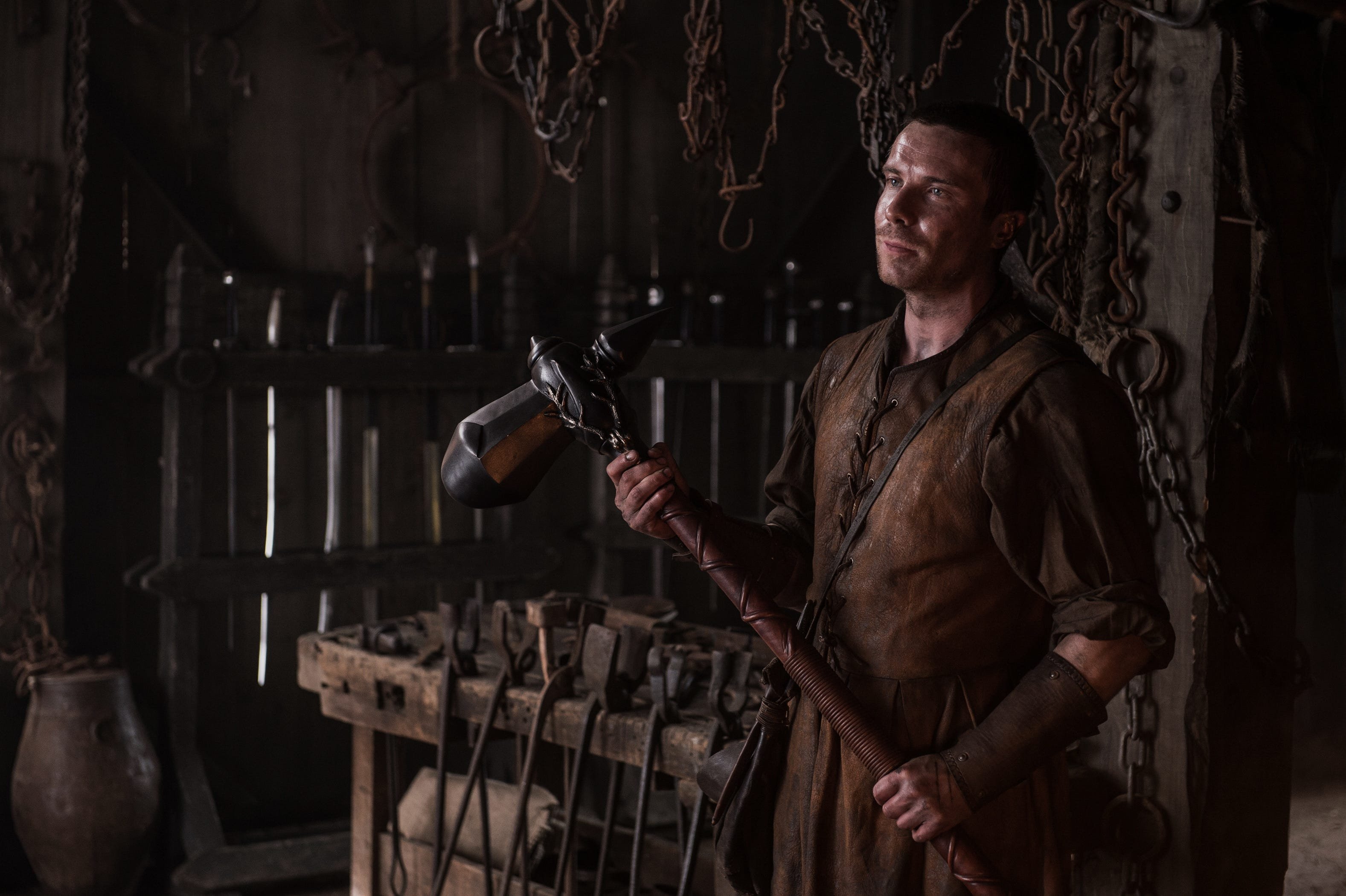 These Arya & Gendry Game of Thrones Theories Involve Romance & The Iron Throne