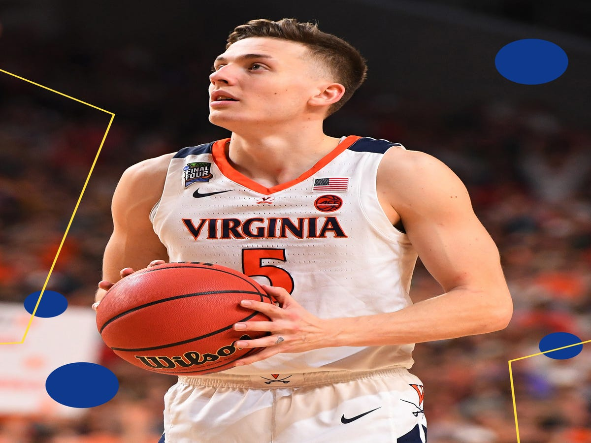 UVA s Star Player Has The Cutest Couple Tattoo With His Fiancée