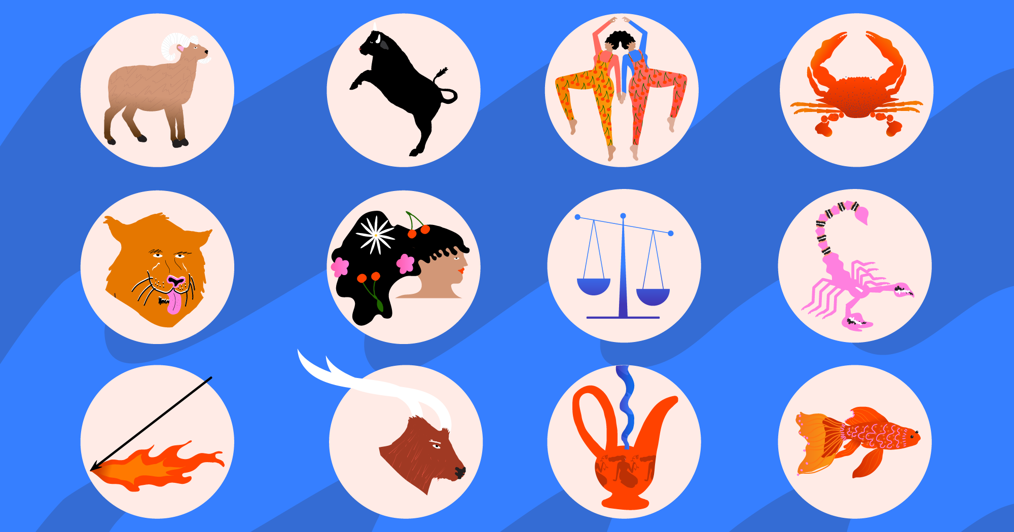 58fd38b7 2018 Horoscope For The Year Ahead, All Zodiac Signs