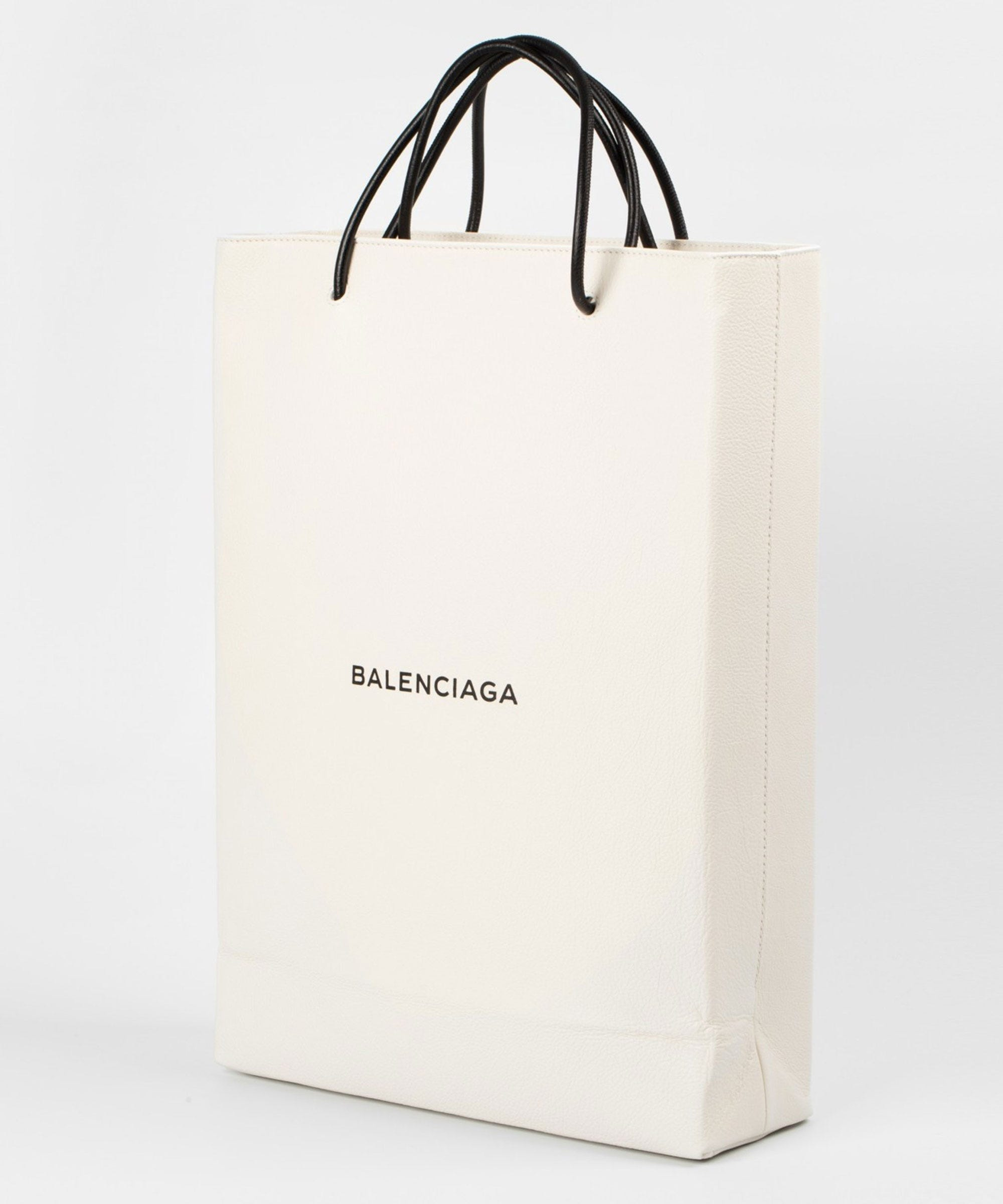 0cb81b0b5a Balenciaga Shopping Bag Leather Colette