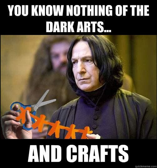 Best Snape Harry Potter Memes