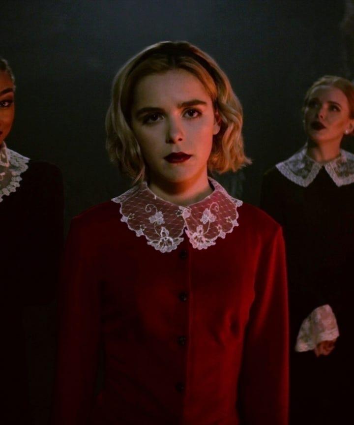 Riverdale, Netflix's Sabrina C...
