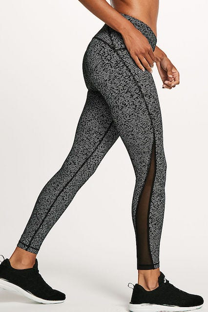 25a318c6e53a4a Best Leggings With Mesh, Sexy Yoga Pants Gym Outfit