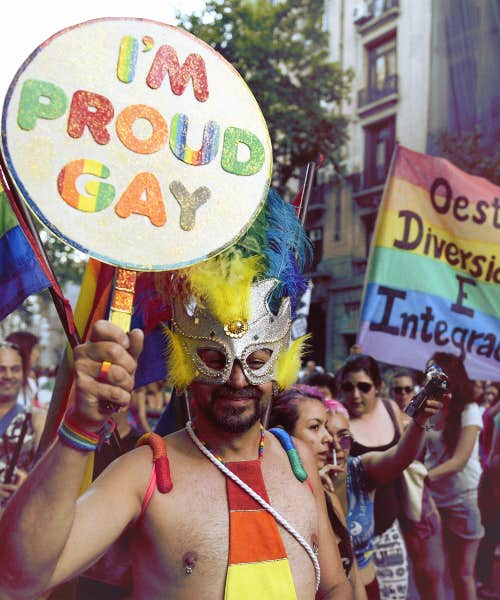 10 Very Different Countries. 10 Very Different Rules For LGBTQ+ Individuals