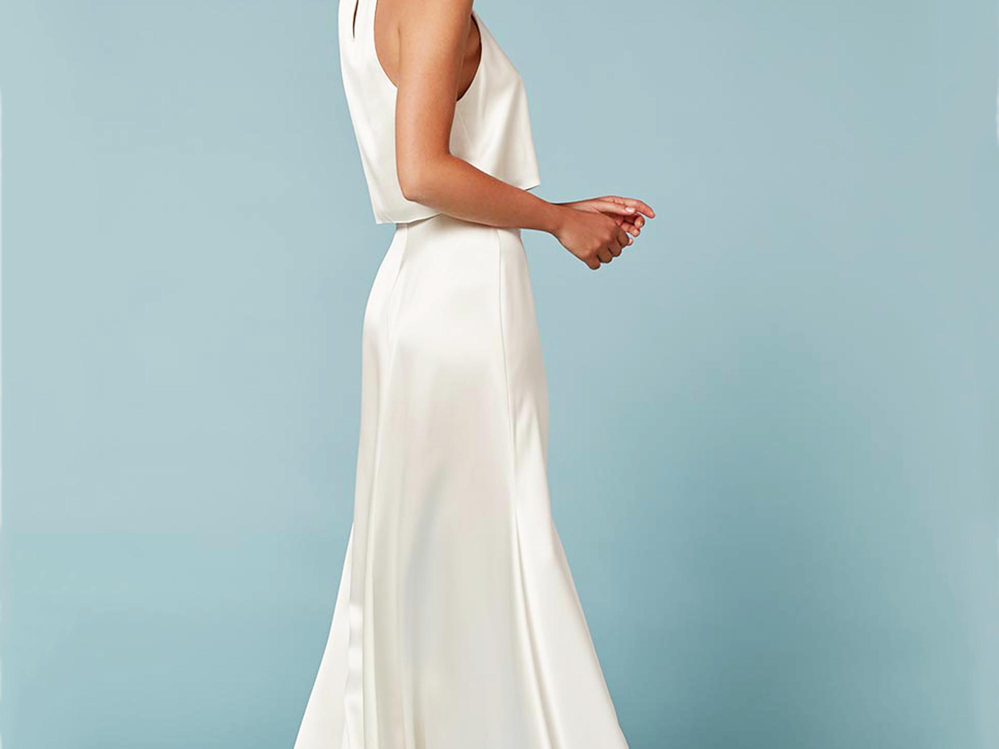 Reformation Wedding Dress — Affordable Wedding Dresses