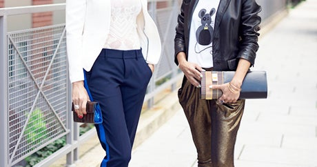 2 Girls, 8 Looks: A Fall Primer From D.C.'s Most Stylish Designers