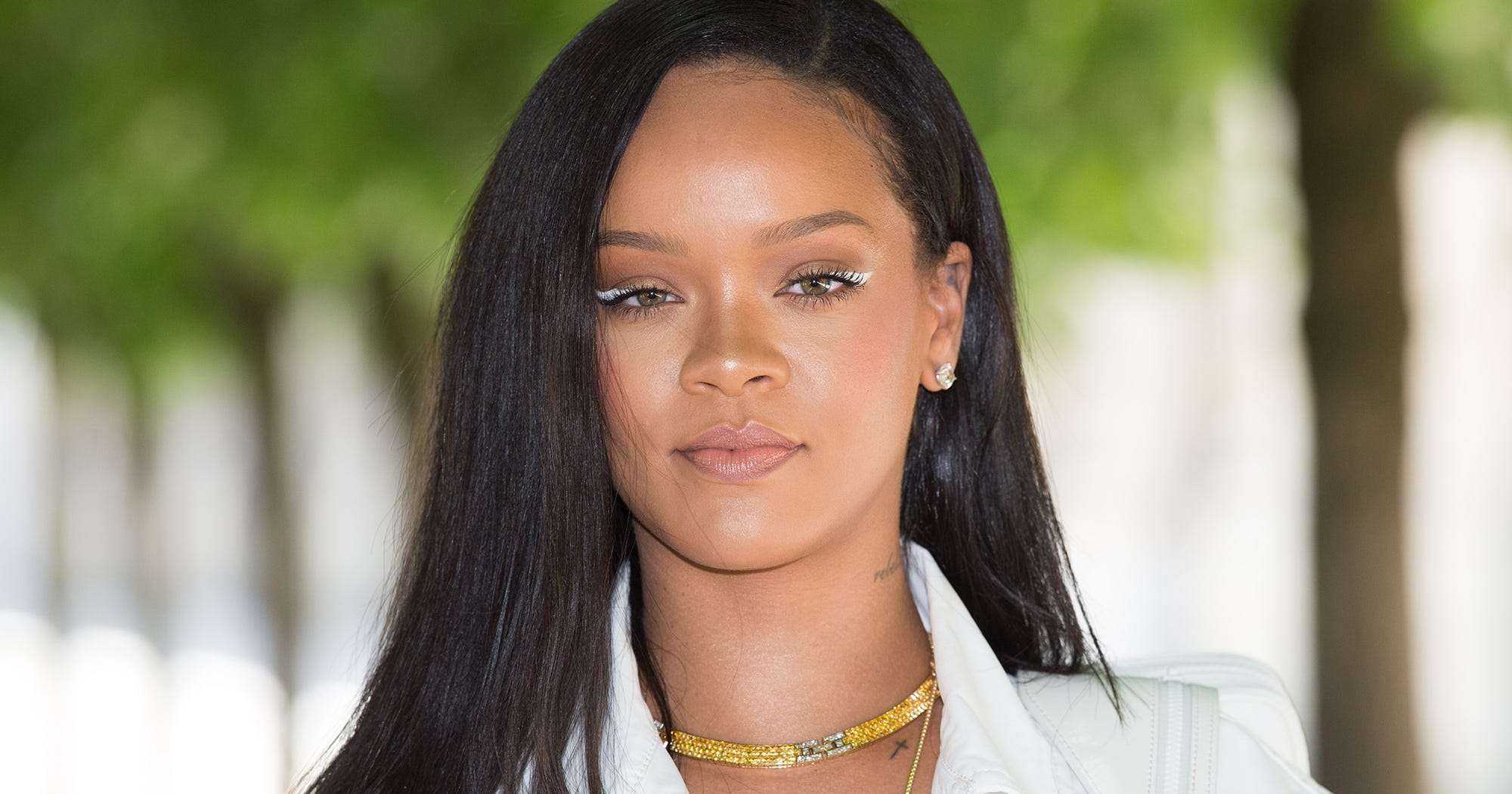 Rihanna's Makeup Artist Swears By These Cheap Skin-Care Products