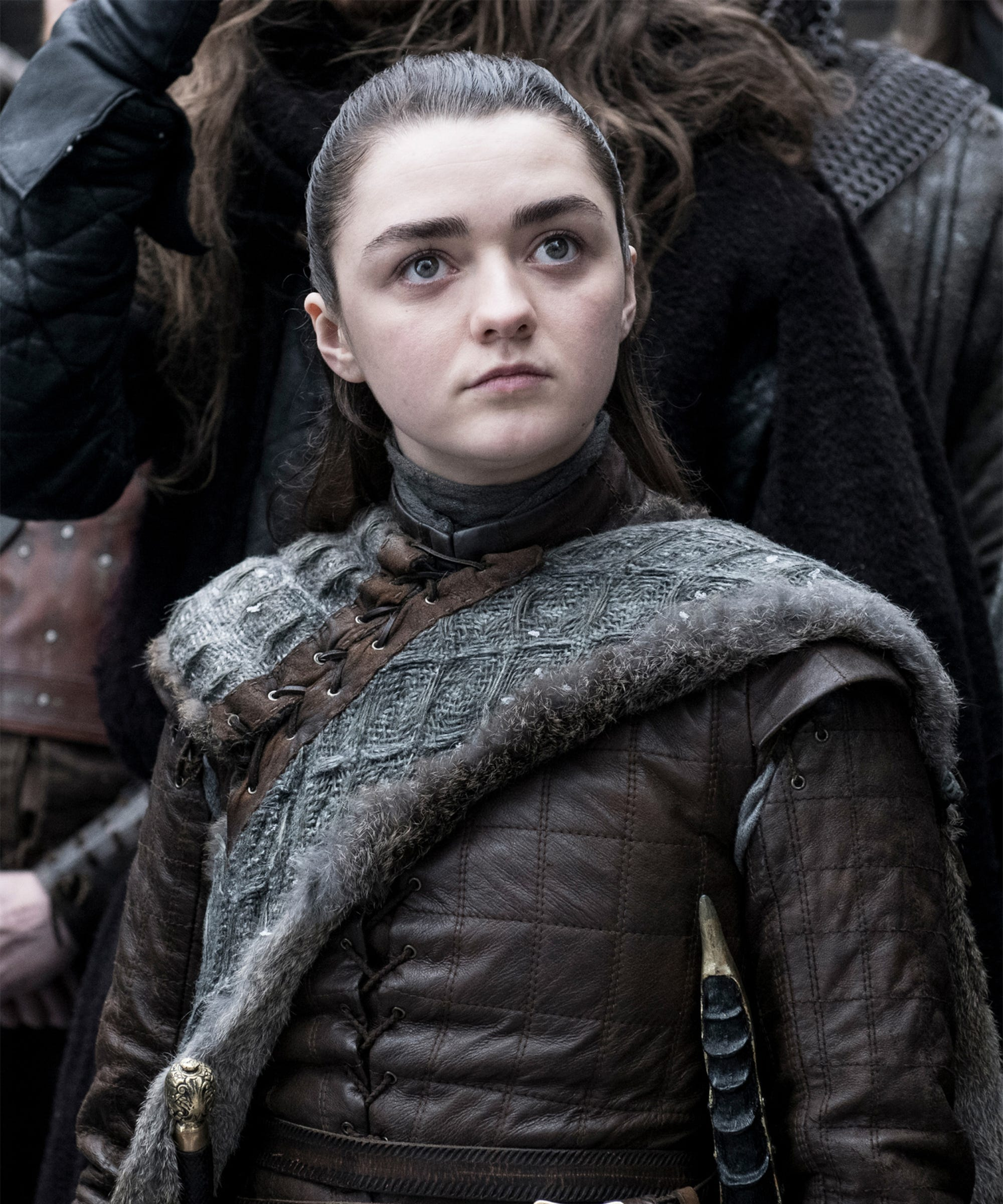 Maisie Williams Set That Sexist Arya Theory Straight At GOT Comic-Con Panel