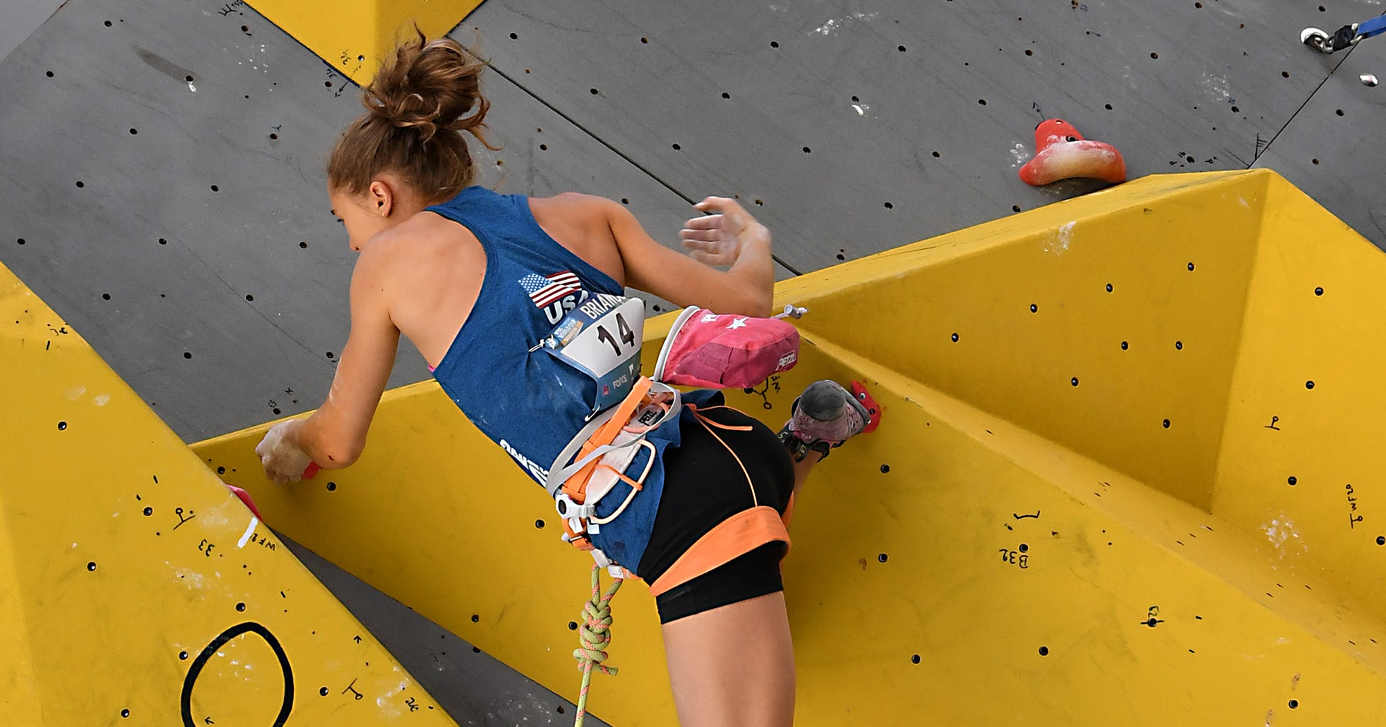 Top Female Rock Climbers To Follow On Instagram In 2018
