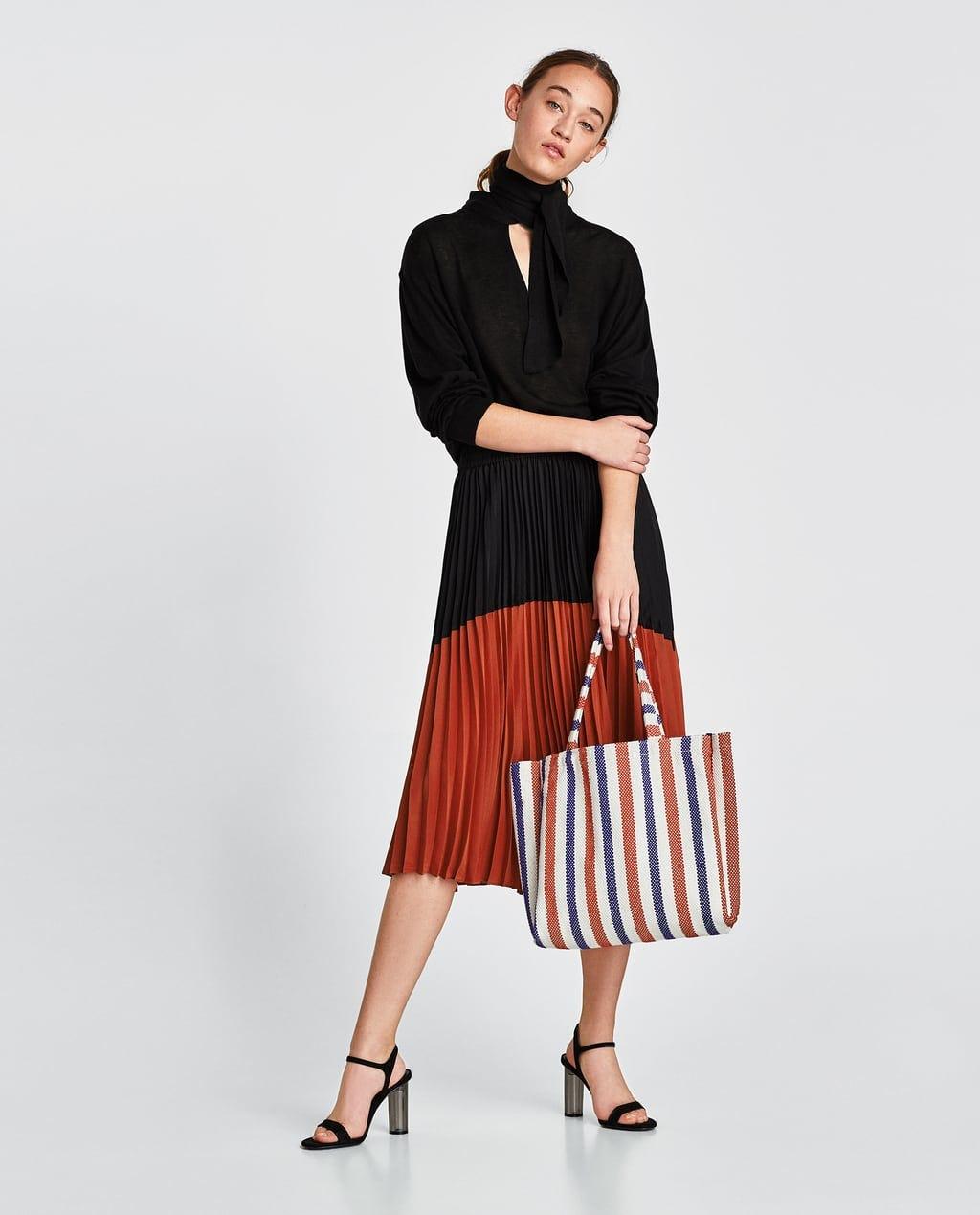 2c390982cae1 Two-Tone Trend Fashion