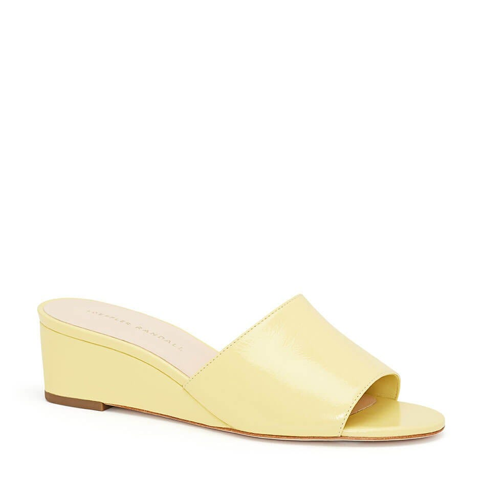 The 6 Color Trends Were Buying This Spring Austin Wedges Meagan Brown Cokelat 40 Loeffler Randall Tilly Wedge Slide
