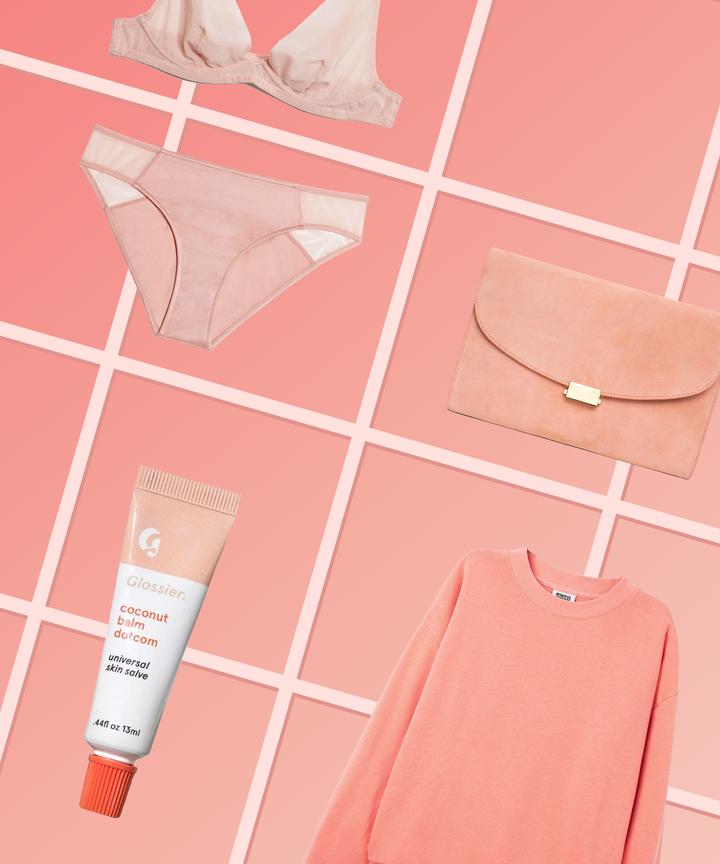 Rose Quartz Pantone Color Clothing Trend 2016