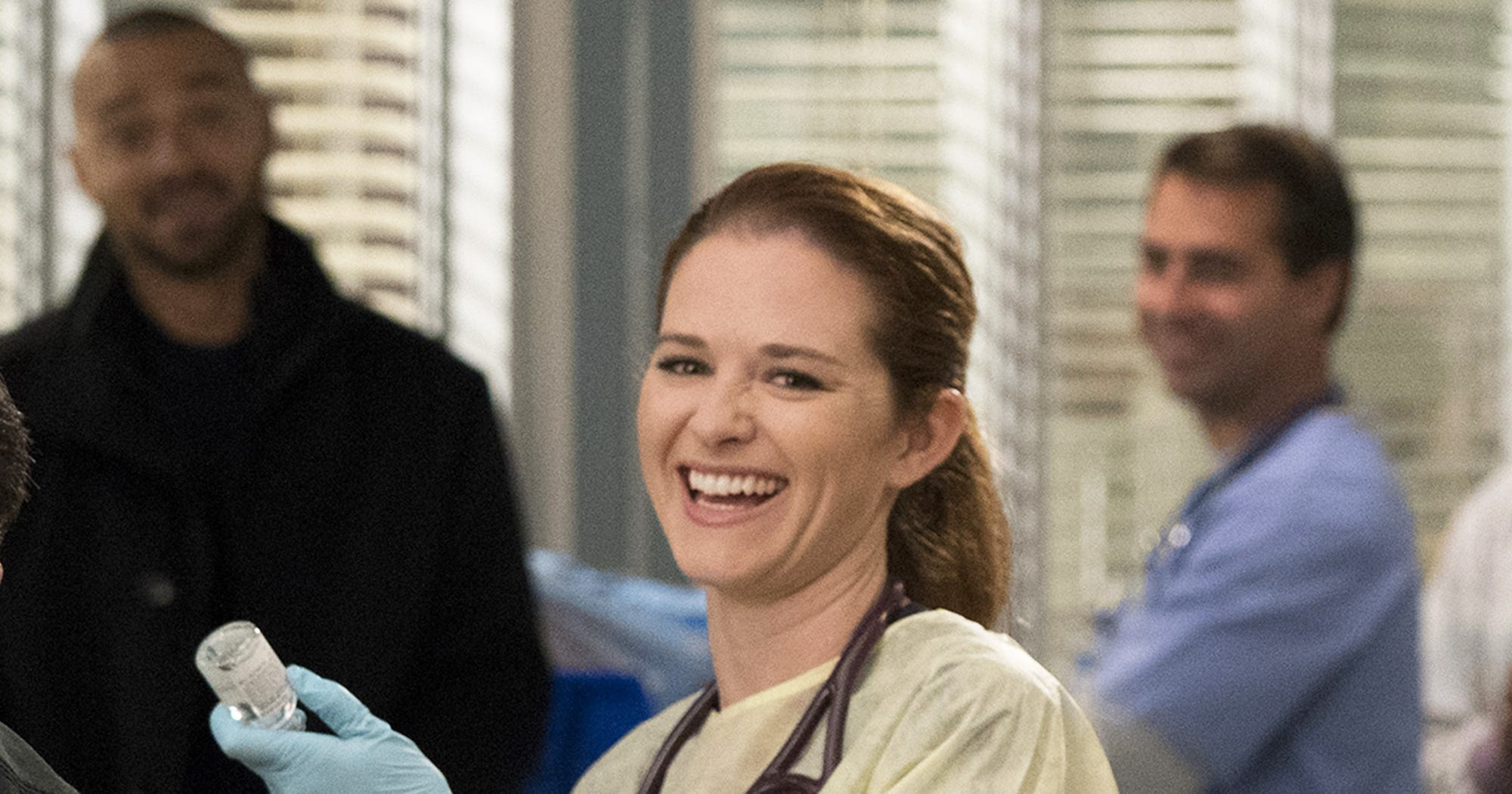 "Will ""Grey's Anatomy"" Kill Off April?"