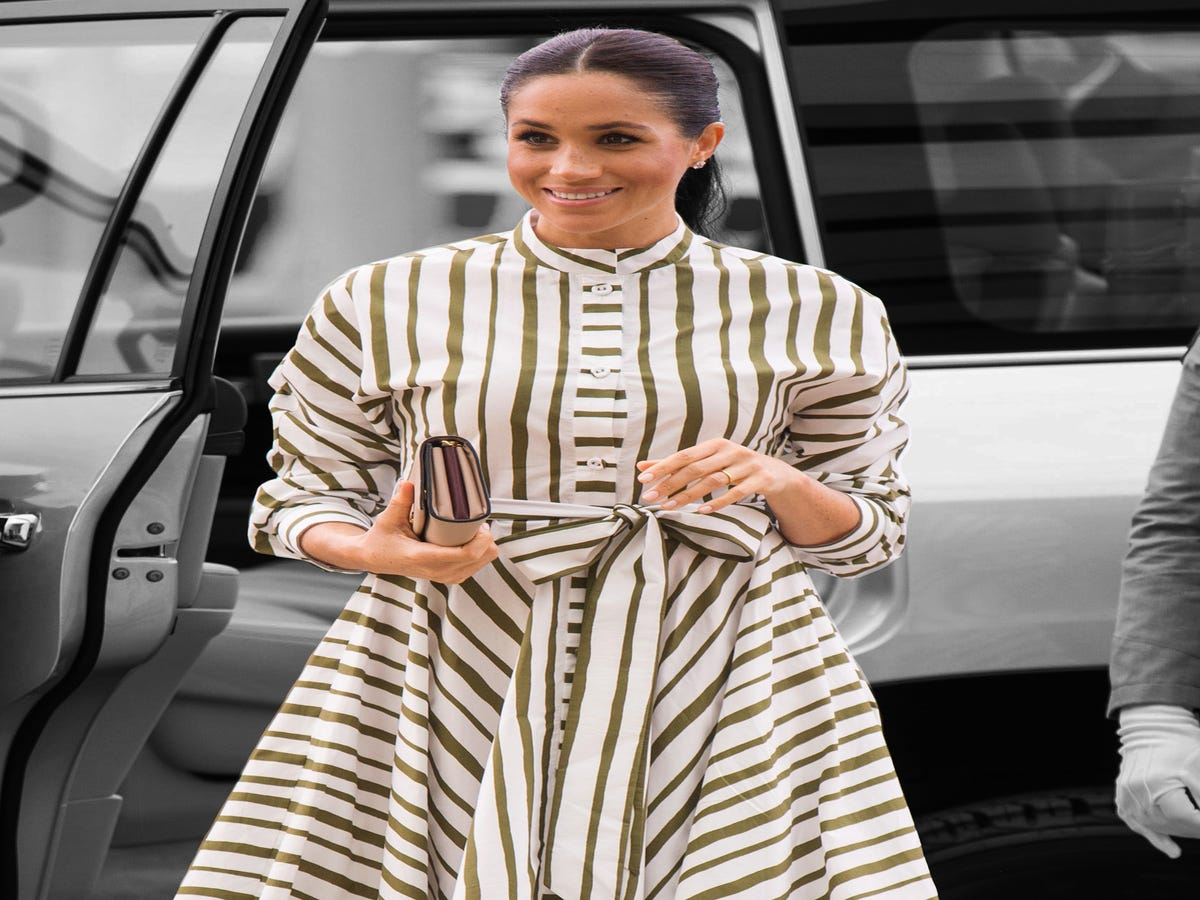 Your No-Outfit-Missed Round Up Of Meghan Markle s Royal Style Moments