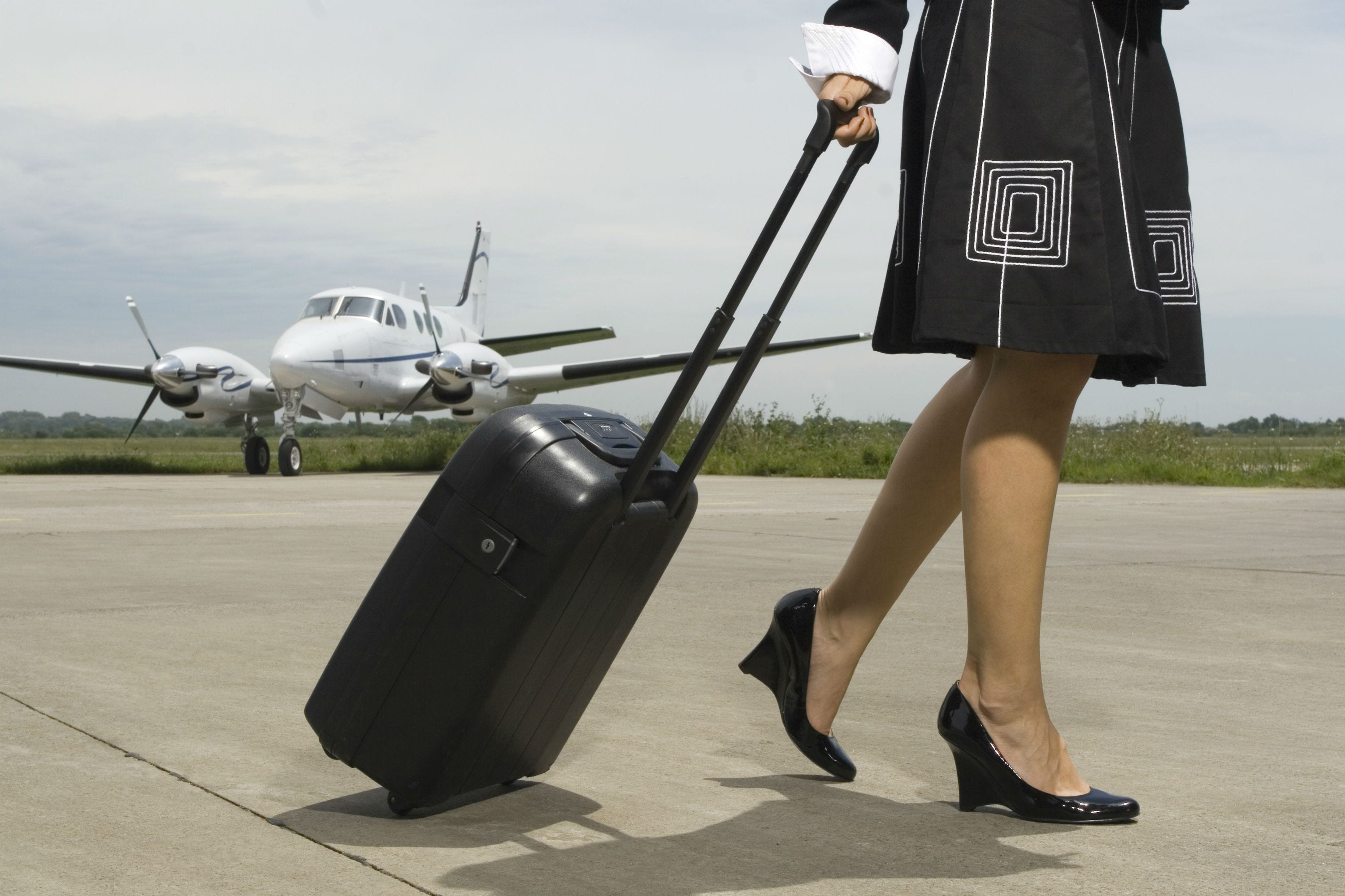This Airline's Sexist Dress Code Is Straight Out Of The '50s