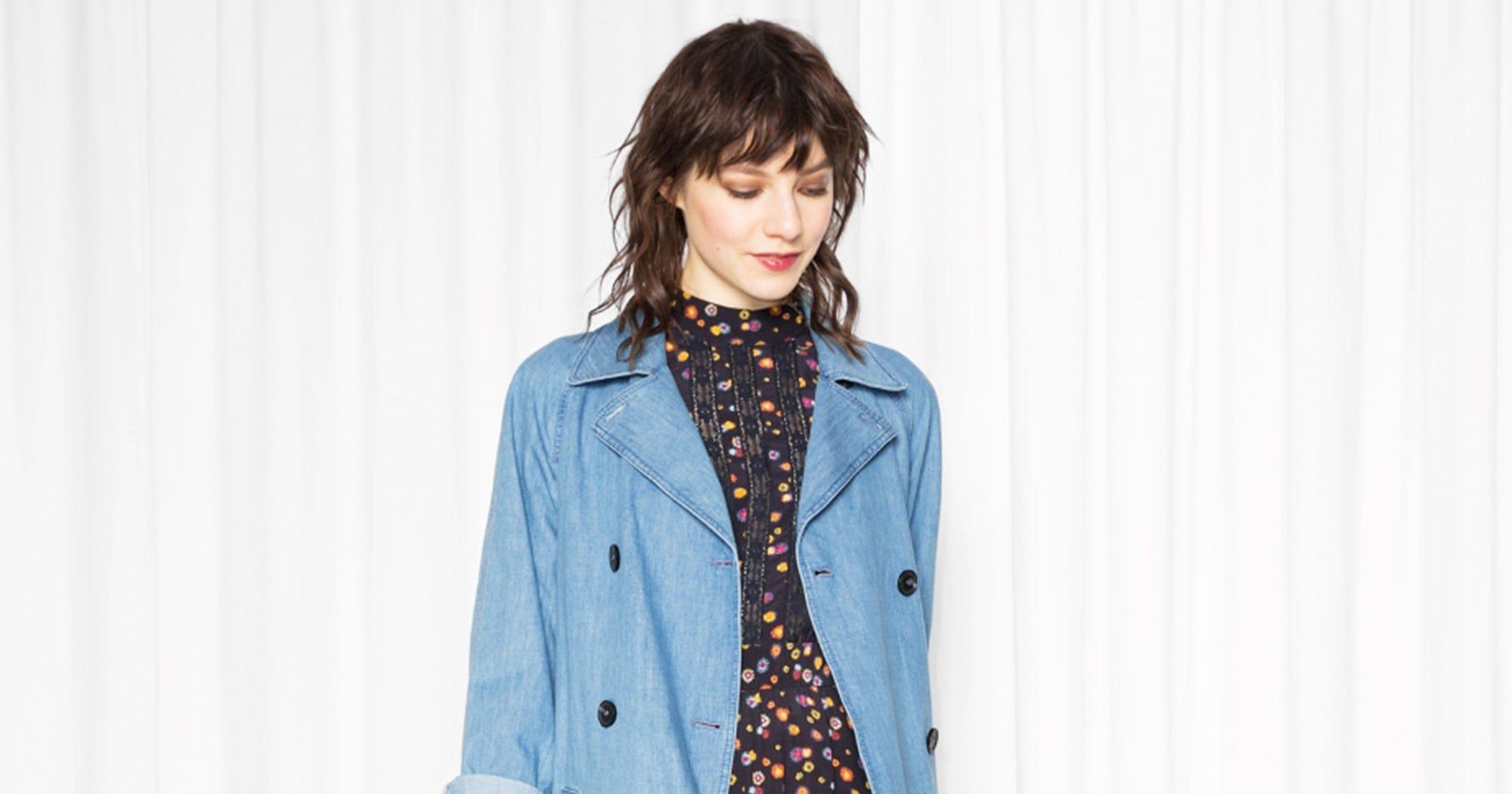 0b710850692f Spring Coats 2018 Best Jacket Trends