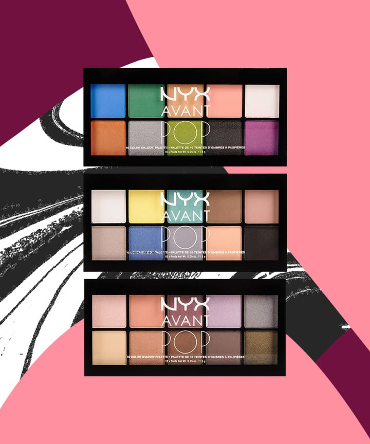 Affordable Eyeshadow Makeup Palettes