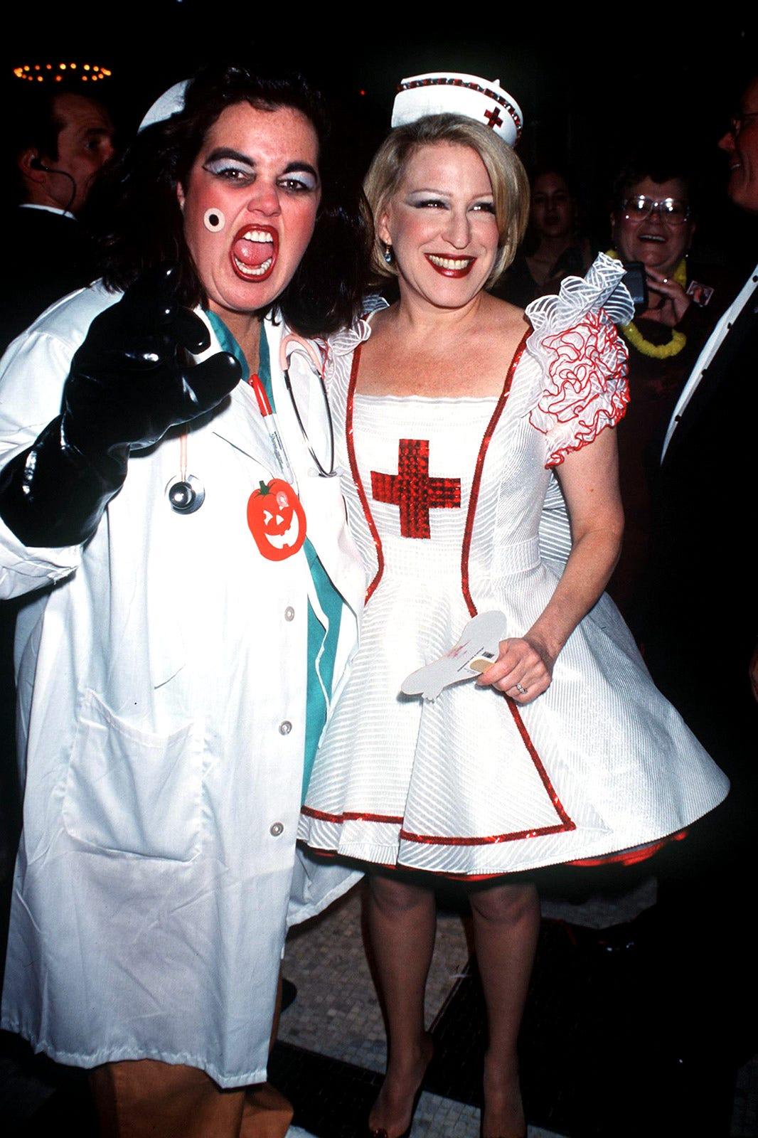 best 90s celebrity halloween costume pics - kate moss