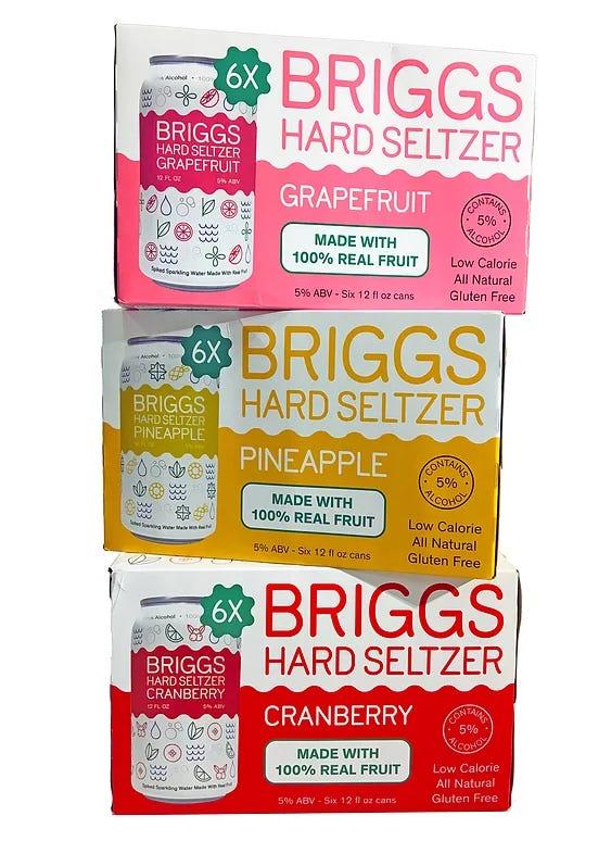 Best Spiked Seltzers Of Summer 2019 Hard Seltzer Brands