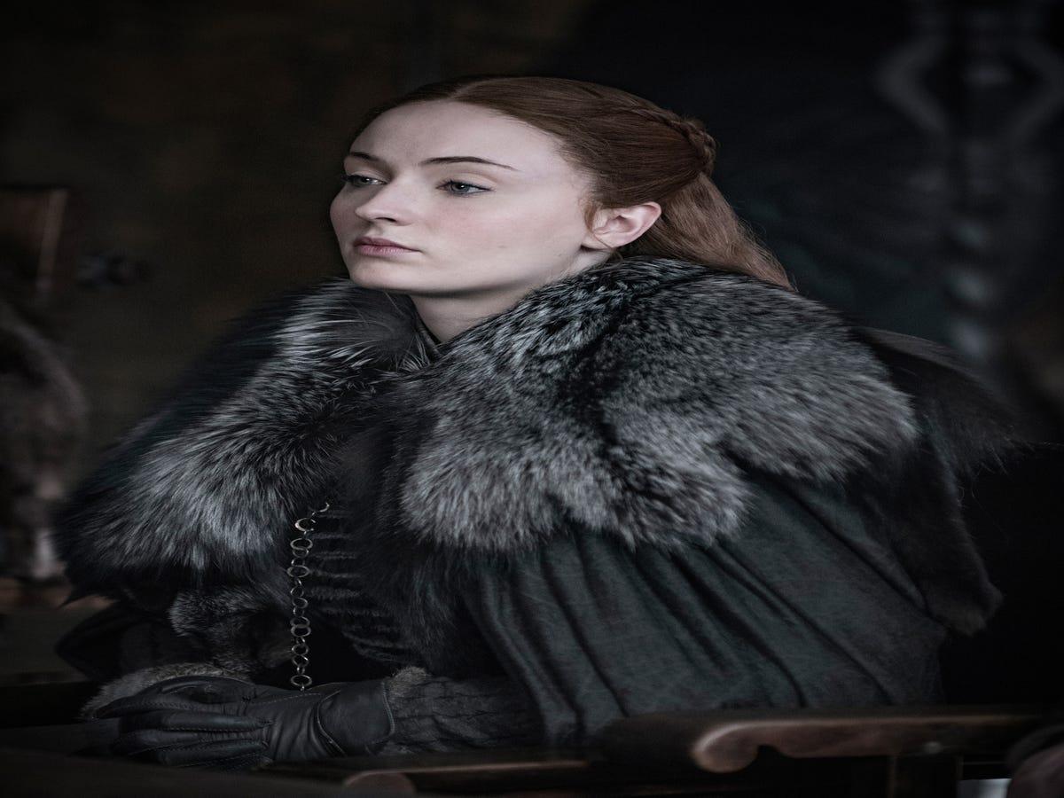 Sansa Stark s Hair Evolution Is Worthy Of Its Own Throne
