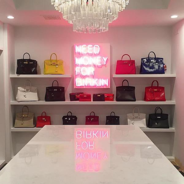 Best Celebrity Closets