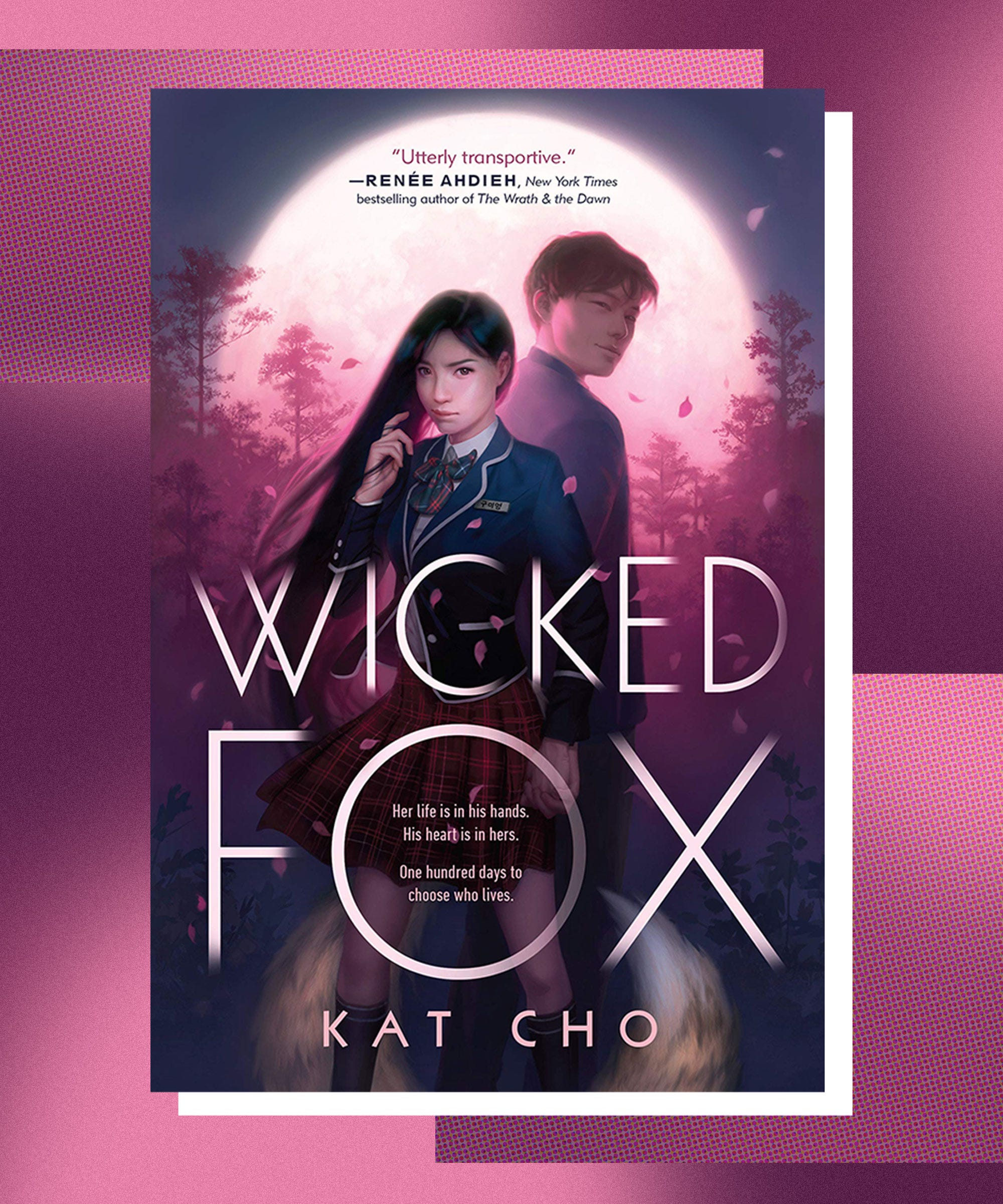 Move Over, Vampires — There's A New Mythological Creature In YA Fiction & She Is Foxy