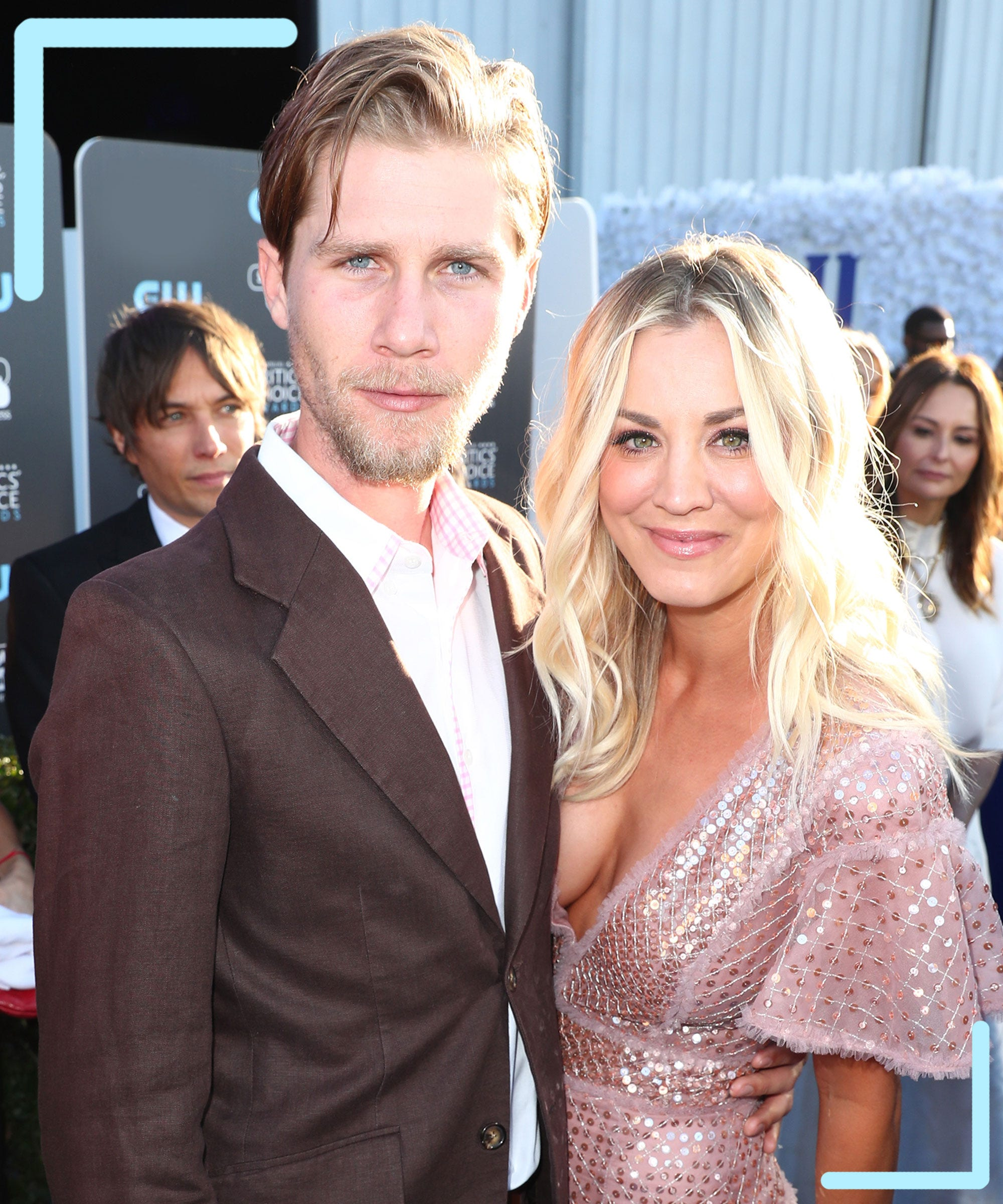 Kaley Cuoco Opens Up About Not Living With Her Husband