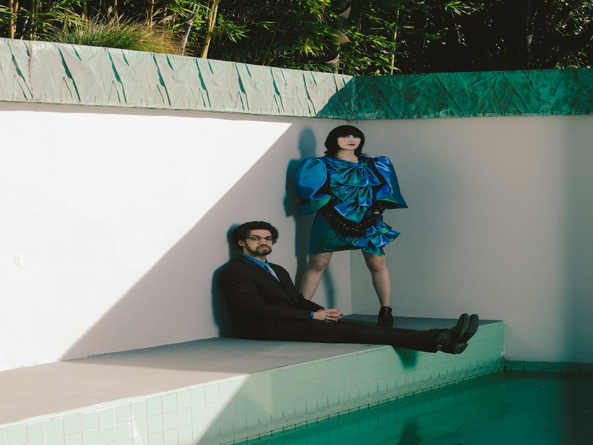 What Happens When A Rockstar Turns 40? Karen O Teams With Danger Mouse To Ask On Lux Prima