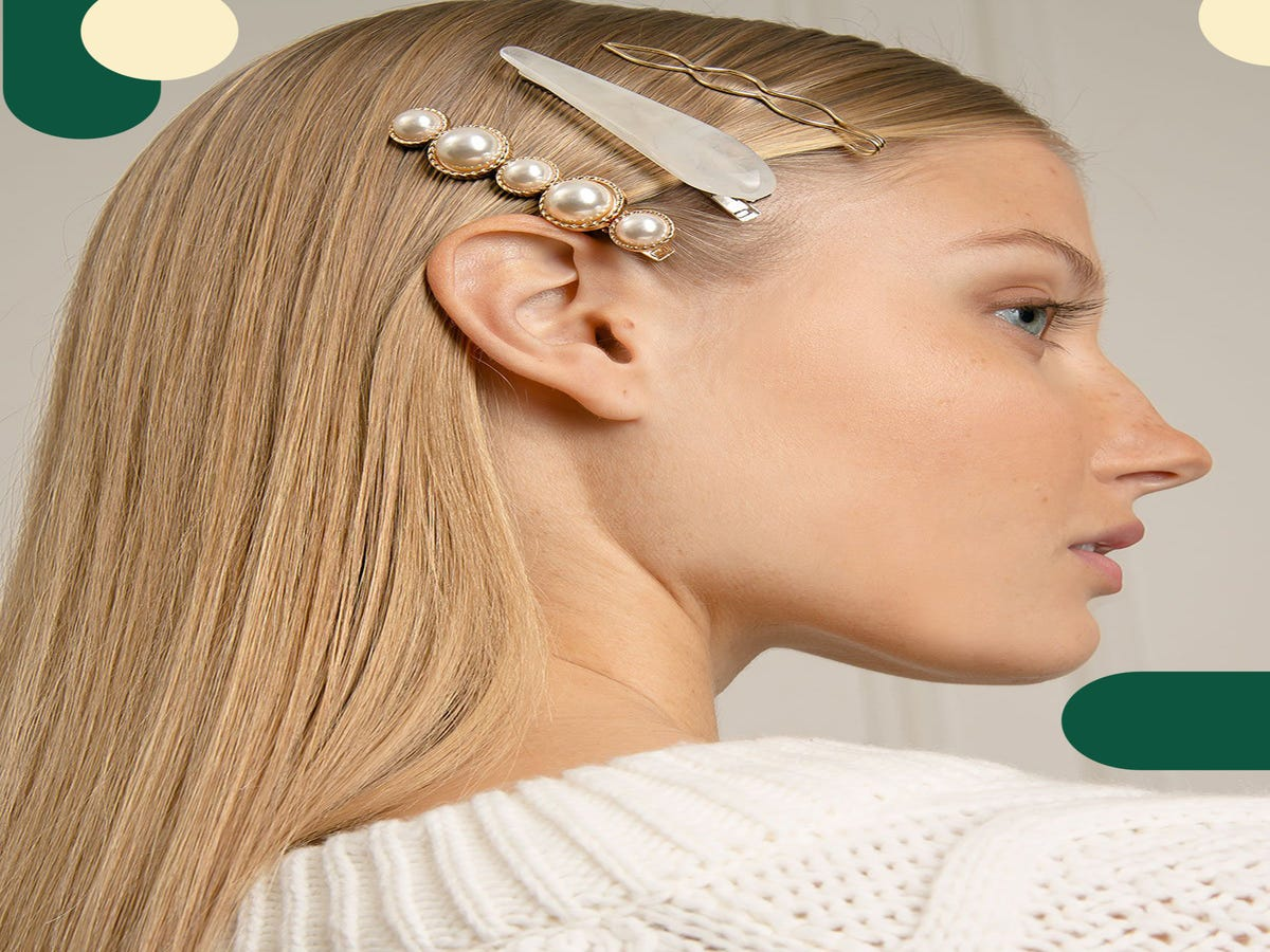 21 Barrettes That ve Come A Long Way From  90s Butterfly Hair Clips