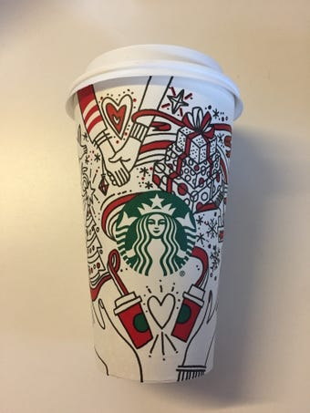 The Holiday Season Has Officially Landed At Starbucks Early This Morning Company Rolled Out Years Cup And As Expected Theyre Adorably