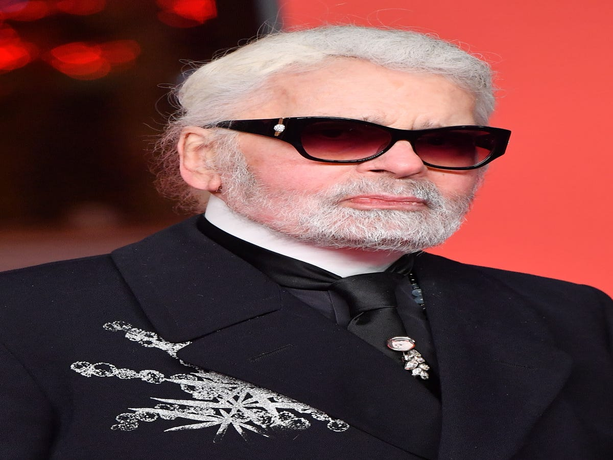 Karl Lagerfeld Was Absent From Chanel's Couture Show