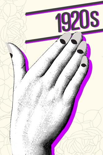 History of Nail Art Design