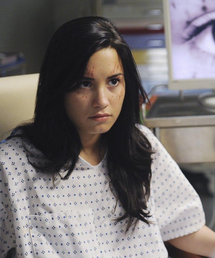Demi Lovato Greys Anatomy Episode Hayley May Season 6