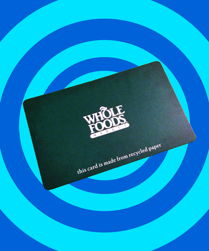 Whole Foods Market Gift Card Scam