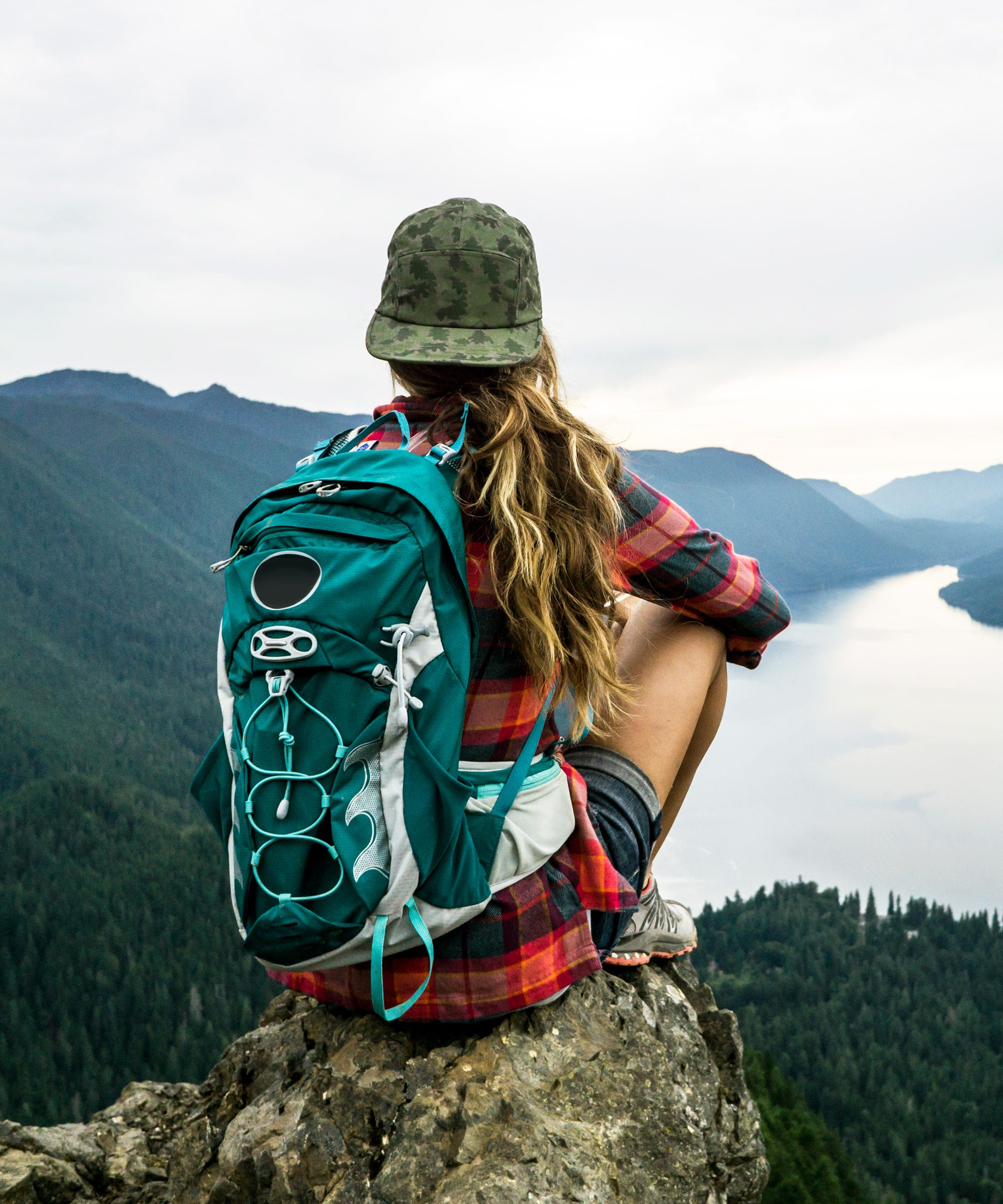 Backpacking Full Time Job Experience
