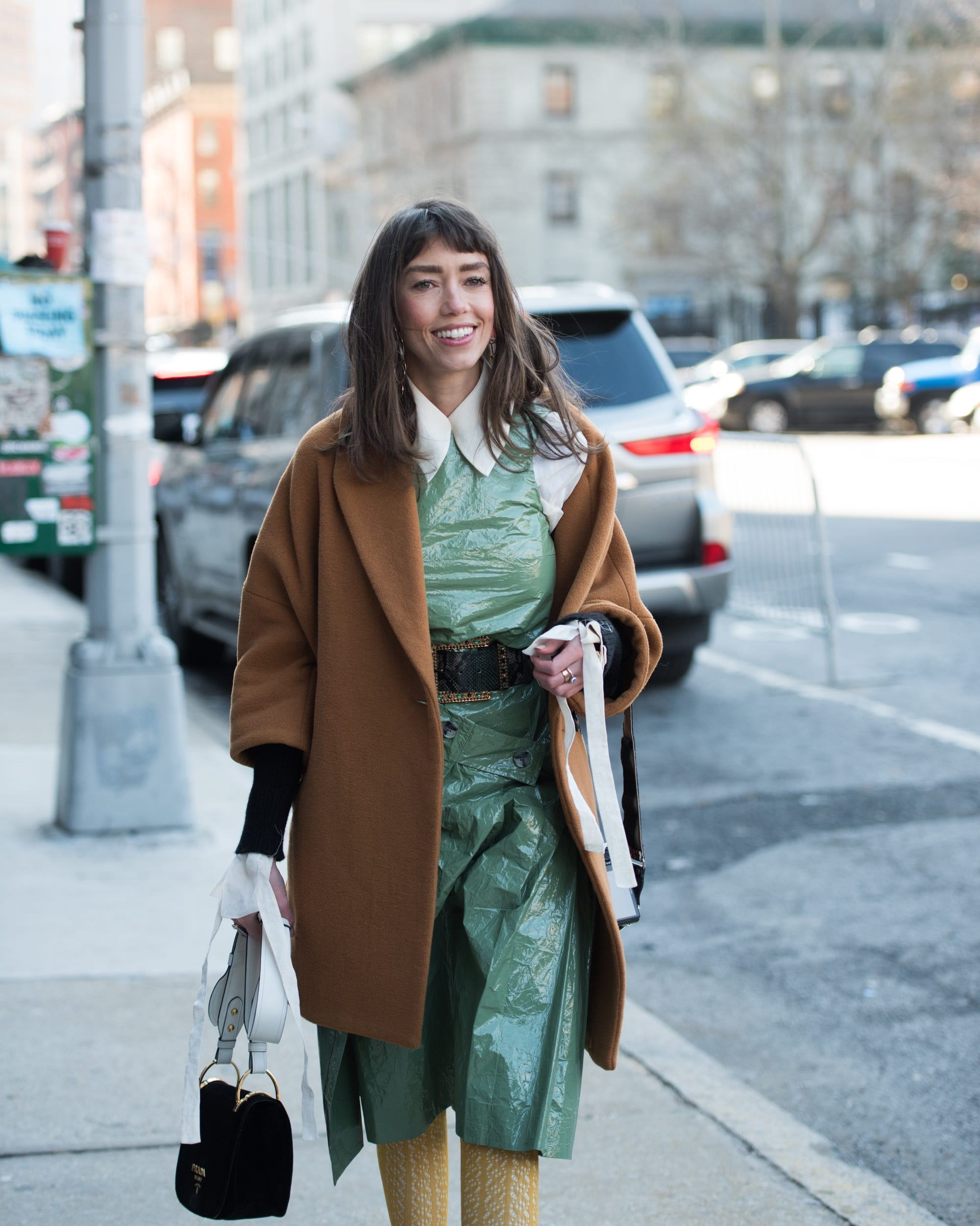 e680f600a3c6 New York Fashion Week Winter 2018 Best Street Style