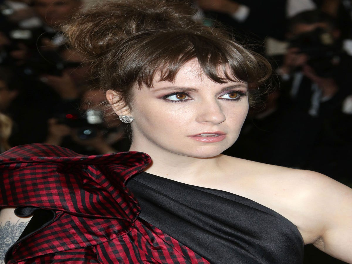 Stop Everything: Lena Dunham Is Joining The Cast Of American Horror Story