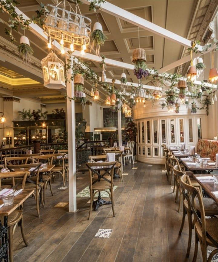 Best Bars And Restaurants In Birmingham