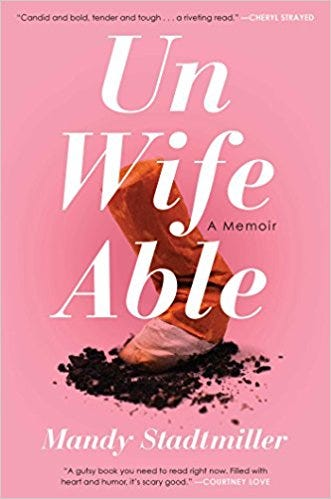 Unwifeable By Mandy Stadtmiller Out April 3