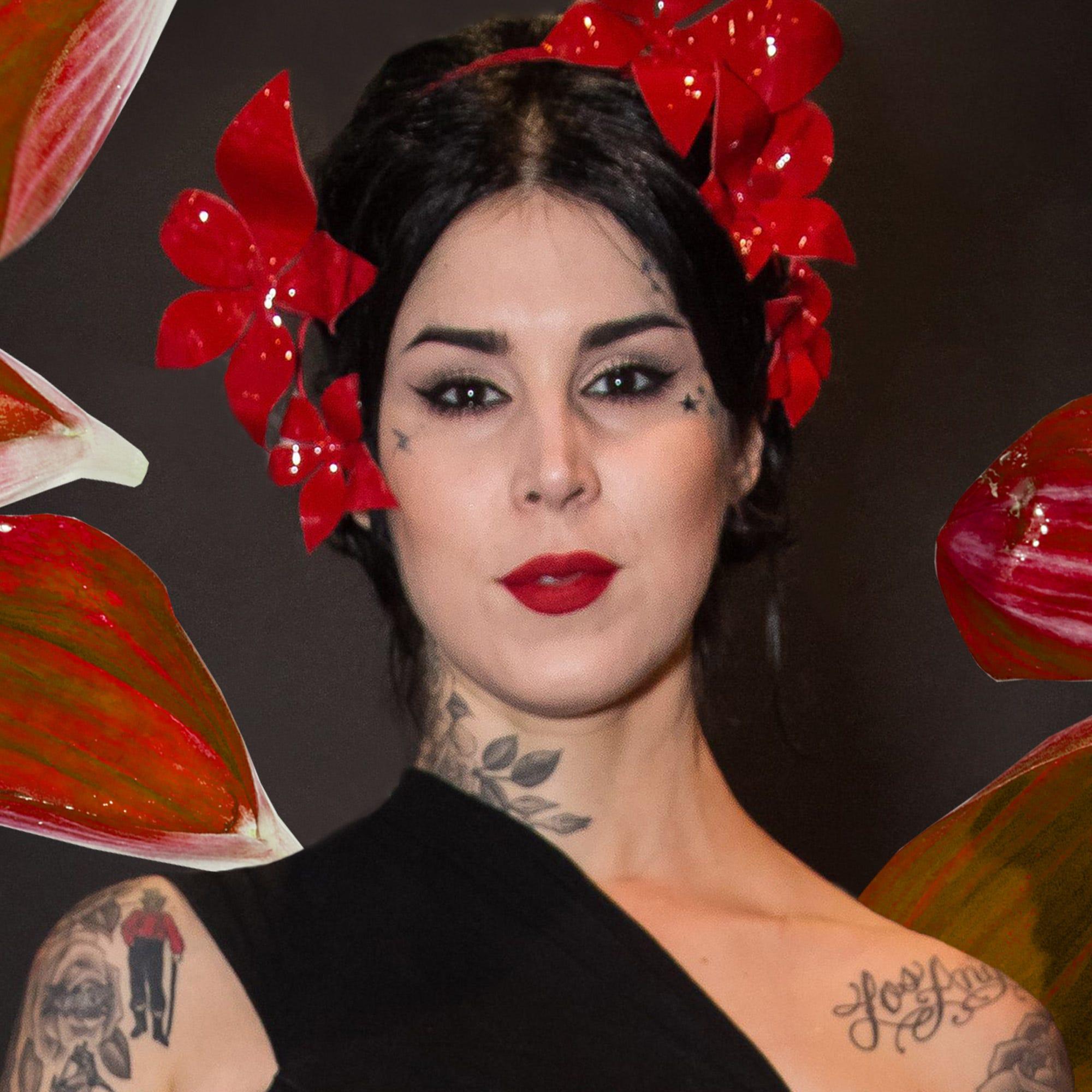 Kat Von D Marries Rafael Reyes In Glam Goth Wedding
