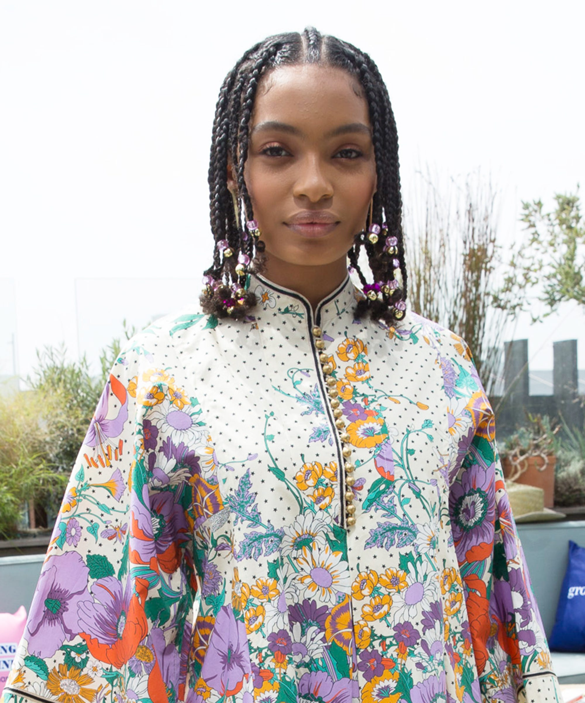 10 Cute Ways To Wear Box Braids Locs Twists In A Bob