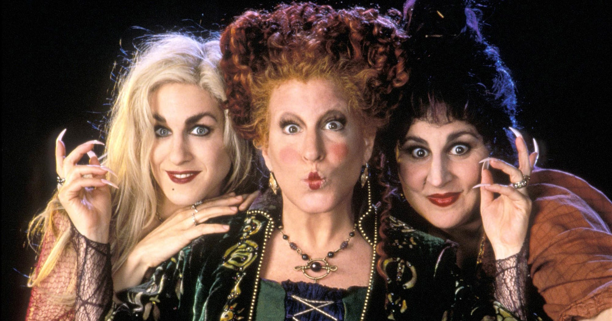 hocus pocus movie cast 2018 where are they now