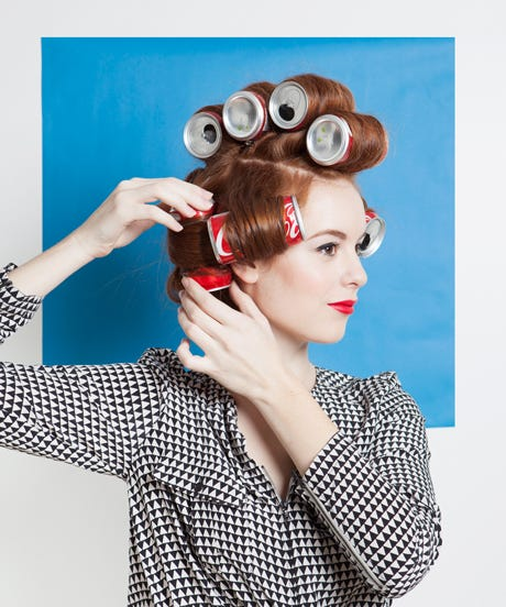 Vintage Hairstyle Techniques How To Create Rag Curl
